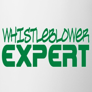 Whistleblower Expert Shirts - Mug