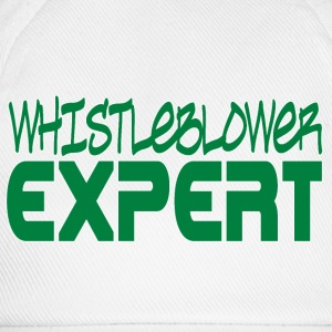 Whistleblower Expert T-Shirts - Baseball Cap