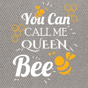 You can call me queen bee - Snapback Cap