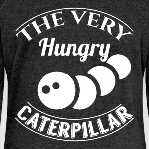 The very hungry caterpillar - Women's Boat Neck Long Sleeve Top