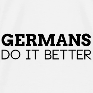 GERMANS DO IT BETTER Bags & Backpacks - Men's Premium T-Shirt