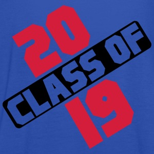 CLASS OF 2019 T-Shirts - Women's Tank Top by Bella