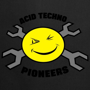 ACID TECHNO HOODIE - Cooking Apron