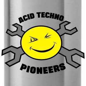 ACID TECHNO HOODIE - Water Bottle