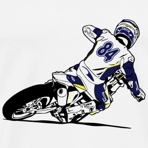Supermoto Sports wear - Men's Premium T-Shirt