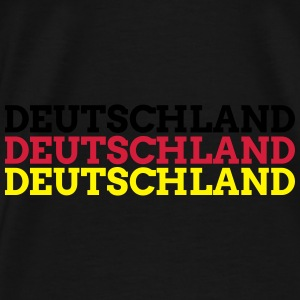 DEUTSCHLAND Bags & Backpacks - Men's Premium T-Shirt