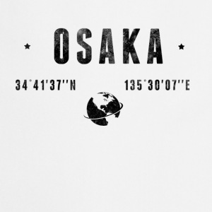 Osaka T-Shirts - Cooking Apron