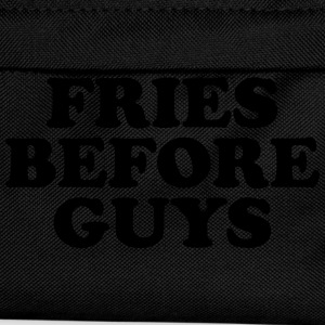 Fries before guys T-Shirts - Kids' Backpack