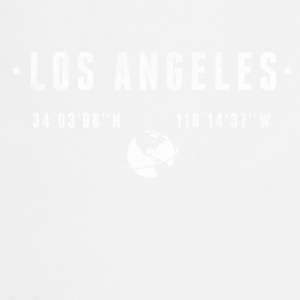 Los angeles Tee shirts - Tablier de cuisine