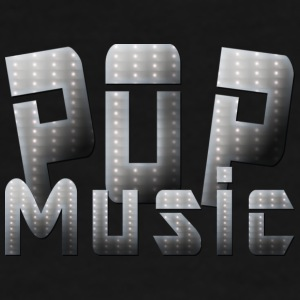 Pop Music Kasketter & huer - Herre premium T-shirt