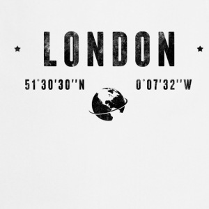 London Tee shirts - Tablier de cuisine