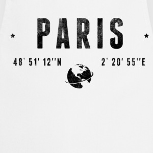 Paris T-Shirts - Cooking Apron