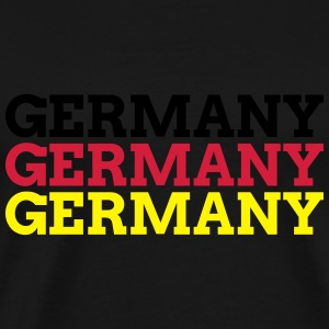 GERMANY Baby Bodysuits - Men's Premium T-Shirt