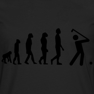 Golf evolution - T-shirt golf - Men's Premium Longsleeve Shirt