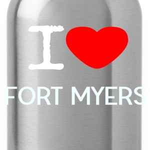 I LOVE FORT MYERS - Trinkflasche