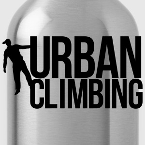 urban climbing T-Shirts - Water Bottle