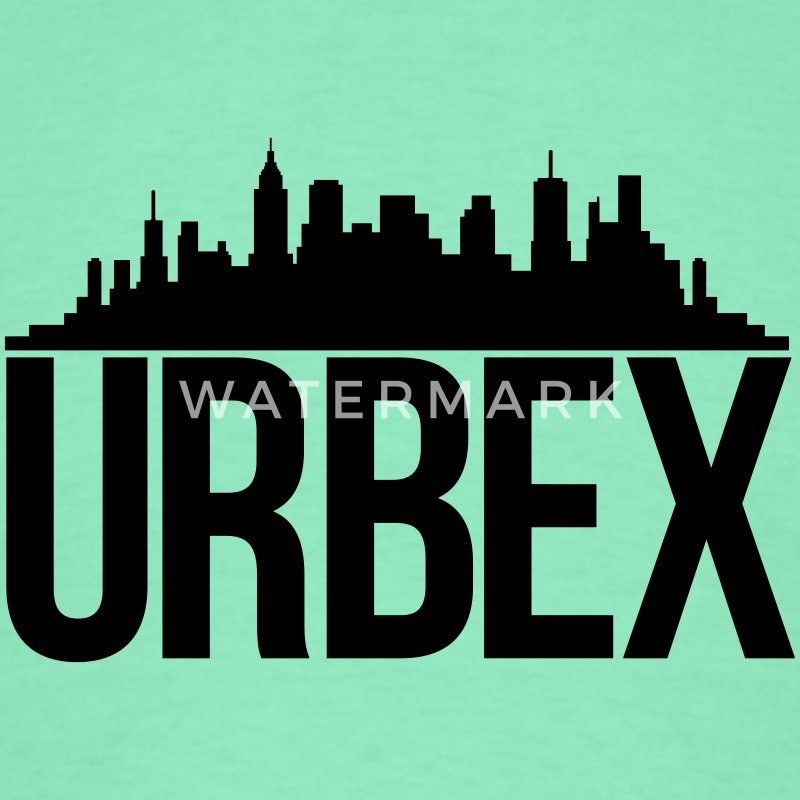 urbex T-Shirts - Men's T-Shirt