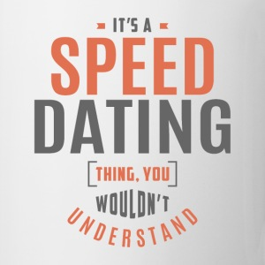 Speed Dating T-shirt - Mug