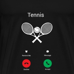 Tennis Gets! Hoodies & Sweatshirts - Men's Premium T-Shirt