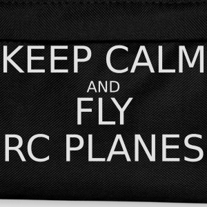 keep_calm_and_fly_rc_plan T-Shirts - Kinder Rucksack