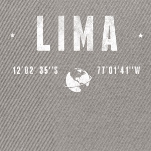 LIMA  Tee shirts - Casquette snapback