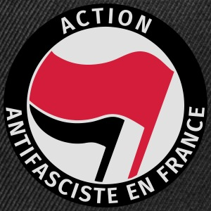 Action Antifasciste en France Sweat-shirts - Casquette snapback