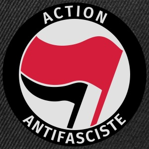 Action Antifasciste Tee shirts - Casquette snapback