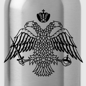 Athos Coat of Arms T-Shirts - Trinkflasche