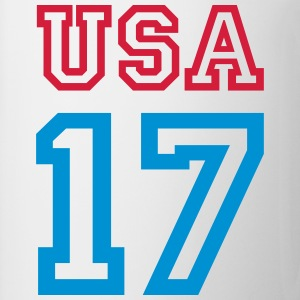 USA 2017 T-shirts - Mok