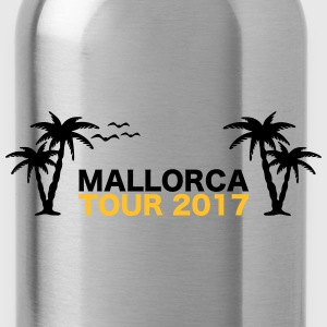 Mallorca Tour 2017 Pullover & Hoodies - Trinkflasche