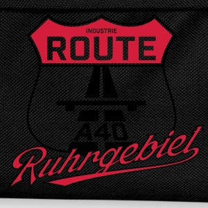 Route A40 T-Shirts - Kinder Rucksack