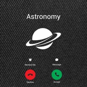Gets the astronomy Long Sleeve Shirts - Snapback Cap