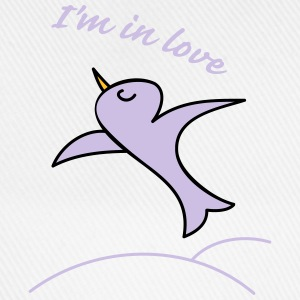 Im in love Shirts - Baseballcap