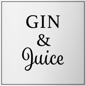 gin and juice - Tasse