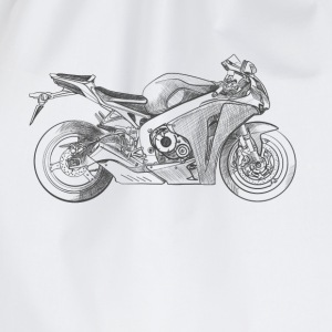 Motorcycle T-Shirts - Drawstring Bag
