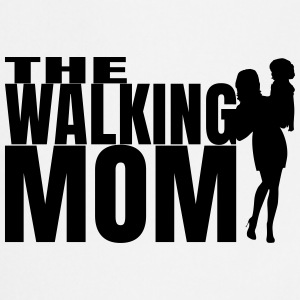 THE WALKING MOM T-shirts - Forklæde