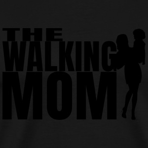 THE WALKING MOM Pullover & Hoodies - Männer Premium T-Shirt
