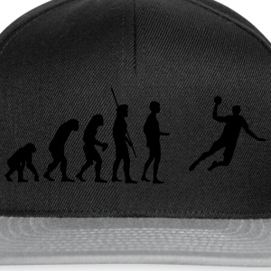 Evolution håndball T-skjorter - Snapback-caps