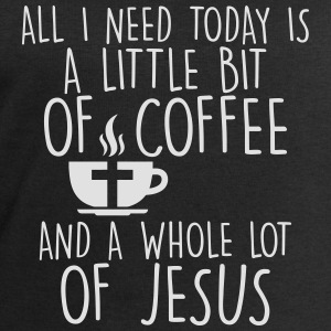 COFFE JESUS T-Shirts - Men's Sweatshirt by Stanley & Stella
