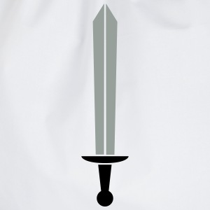 bichrome sword T-Shirts - Drawstring Bag