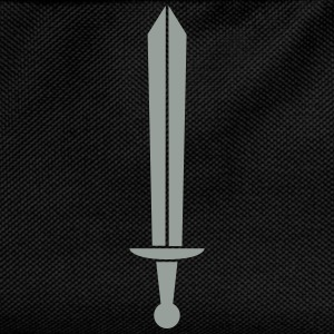 Monochrome sword T-Shirts - Kids' Backpack