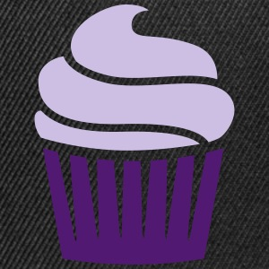 cupcake two-colored T-shirts - Snapback cap