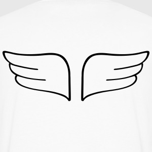 wingwings wingwings T-shirts - Långärmad premium-T-shirt herr