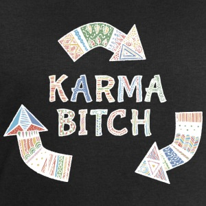 karma  T-Shirts - Men's Sweatshirt by Stanley & Stella