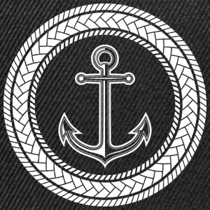 anchor  T-Shirts - Snapback Cap