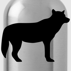 Wolf Sweaters - Drinkfles