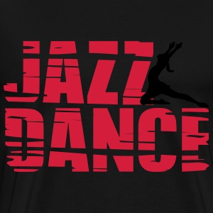 Jazz Dance Gensere - Premium T-skjorte for menn