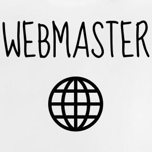 Webmaster Internet Web Geek Website Shirts - Baby T-Shirt