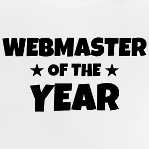 Webmaster Internet Web Geek Website T-shirts - Baby T-shirt