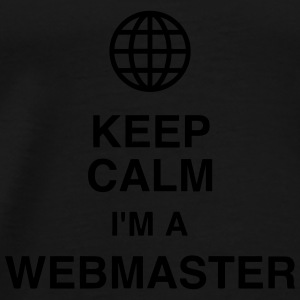 Webmaster Internet Web Geek Website Babybody - Premium T-skjorte for menn